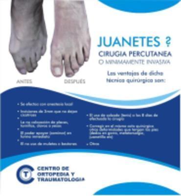 Centro de Ortopedia y Traumatologia Unicentro Ltda