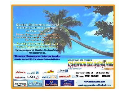 Agencia de viajes Caminos Colombianos