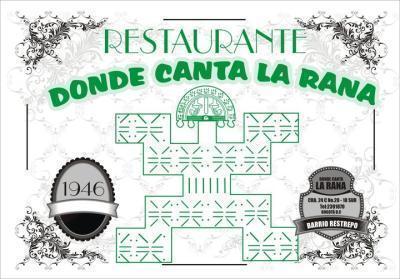 Donde Canta La Rana