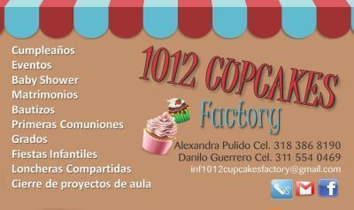 1012 Cupcakes Factory