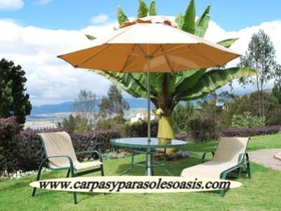 Adornos Jardín Carpas Y Parasoles